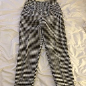 ASOS Checkered Trousers